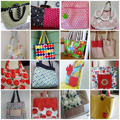 June Bag Ladies Swap - Signup by craftsty.