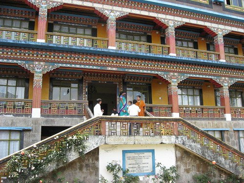 Rumket Monastery higher learning center