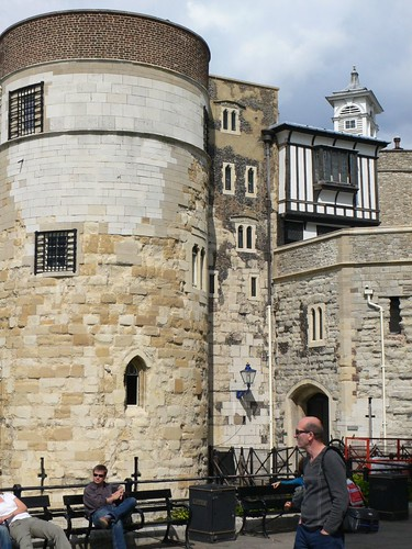 Tower of london chink