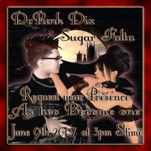 DcPunk and Sugar
