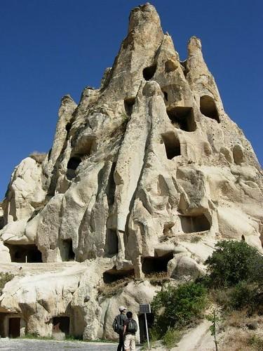 Open Air Museum, Cappadocia, Turkey