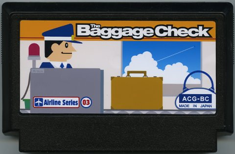 False Famicom - The Baggage Check