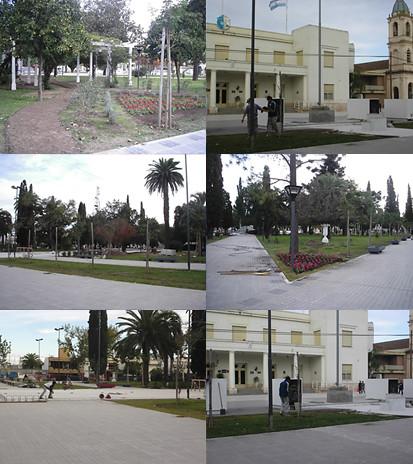 Plaza de Bell Ville