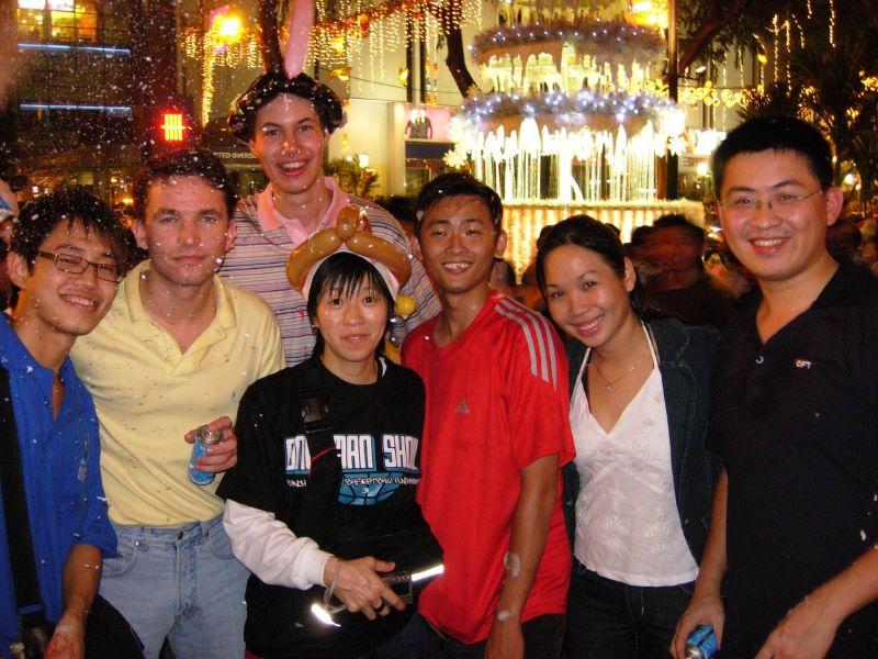 Xmas in Singapore