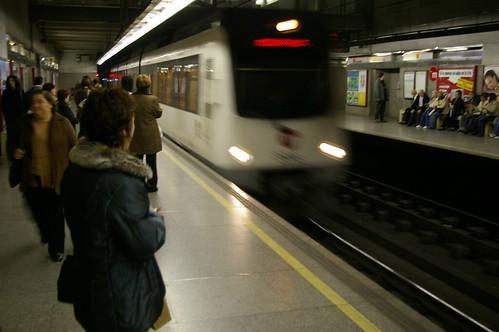 Metro *subway*