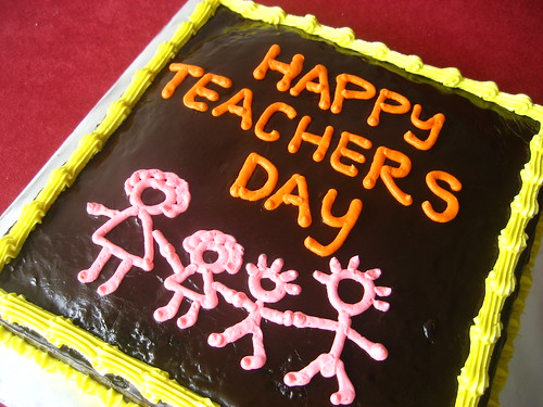 Happy Teachers Day by deheart.
