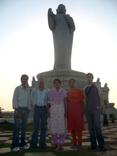 Devant Bouddha