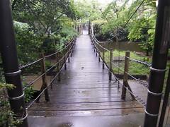 15 音無さくら緑地 02.吊り橋は実用