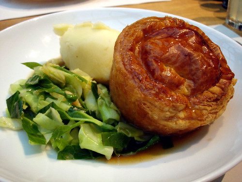 Veal and Chicken Pie