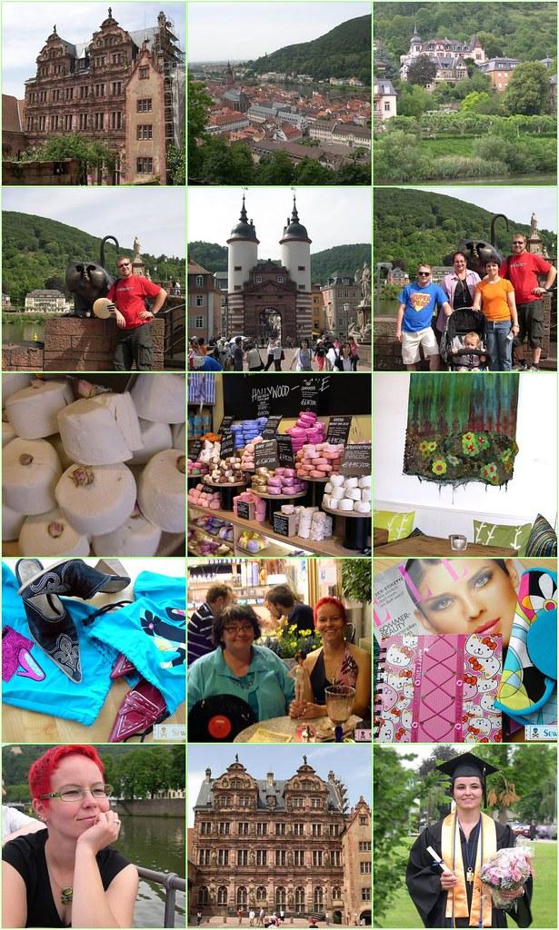 Scraps of Heidelberg