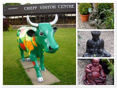 Crieff Visitor Centre & Garden Centre