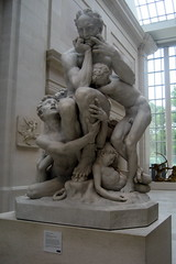 NYC - Metropolitan Museum of Art - Ugolino and His Sons (wallyg) Tags: nyc newyorkcity sculpture ny newyork art statue museum nhl manhattan landmark ues gothamist artmuseum metropolitanmuseum themet uppereastside metropolitanmuseumofart ugolino museummile jeanbaptistecarpeaux nationalhistoriclandmark nationalregisterofhistoricplaces usnationalhistoriclandmark ugolinoandhissons nrhp ugolinodellagherardesca europeansculptureanddecorativearts aia150 usnationalregisterofhistoricplaces newyorkcitylandmarkspreservationcommission nyclpc carrollandmiltonpetrieeuropeansculpturecourt