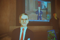 Bildts avatar i Second Life