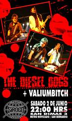 Web de diesel dogs