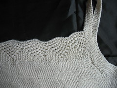 Lace close up