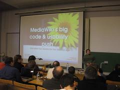 Conférence MediaWiki