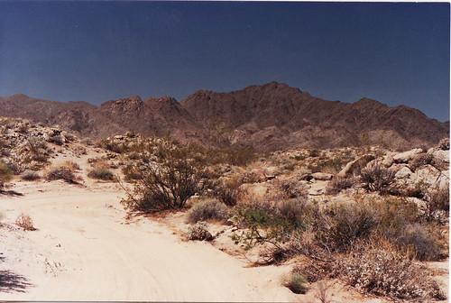 california track desert offroad mojaveroad wagontrail deadmountains