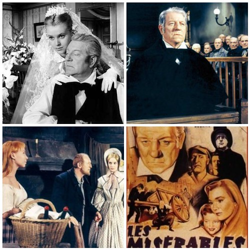 Le Miserables - Jean Gabin French Film