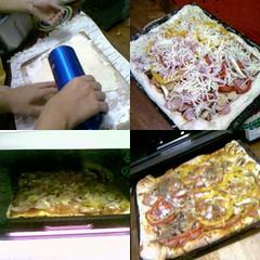 Pizza ala Lena