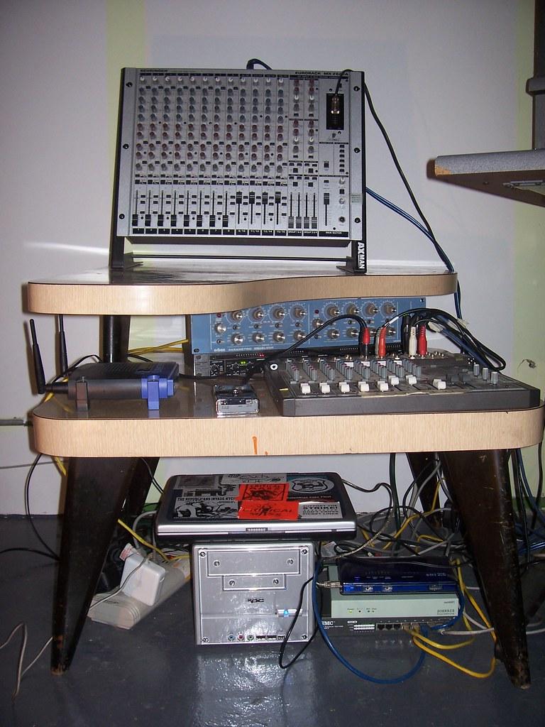 Broadcast Output