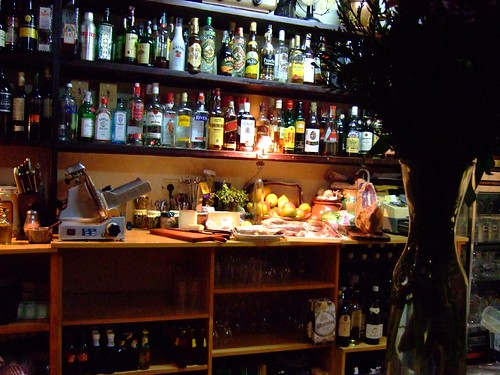 Bar in Granada