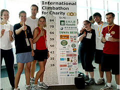 International Taipei 101 Climbathon