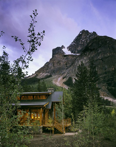 Cathedral Mountain Lodge, BC