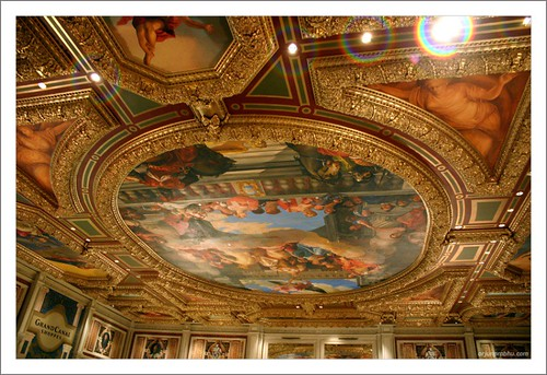 Ceiling Inside Venetian - Las Vegas