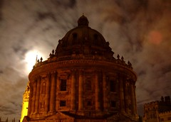 Radcliffe Camera (eldan) Tags: uk longexposure england night europe oxford radcliffecamera oxfordshire