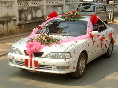 Lao Wedding Car