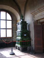 Old Royal Palace oven