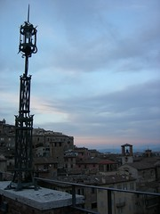 Perugia at Sunset