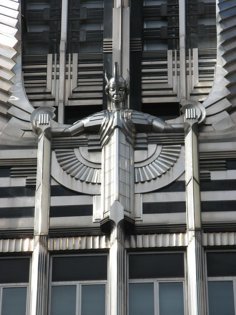 Edificio de la Niagara Mohawk Power Corporation (Nueva York, 1932)