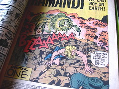 Kamandi - Bzzaaaaaaa (animusicsf) Tags: anime comics comic cartoons kamandi sd600