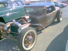 """1930 Ford """"sedanster"""""""