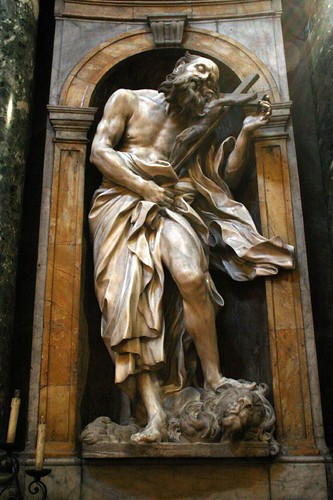 Bernini's St. Jerome