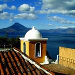 view of Lake Atitlan