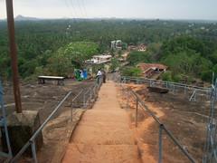 Way Down from Nirvana (Sumanth Shanbhog) Tags: nirvana westernghats udupi mangalore bahubali karkala jainism mahaveer sumanth