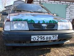 Car. Russian Car (Alexey Rogozhin) Tags: russia sonydsch5