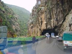 Le tunnel de palestro