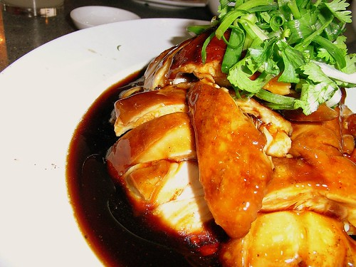 Lee Fan Nam Kee - Soya Sauce Chicken