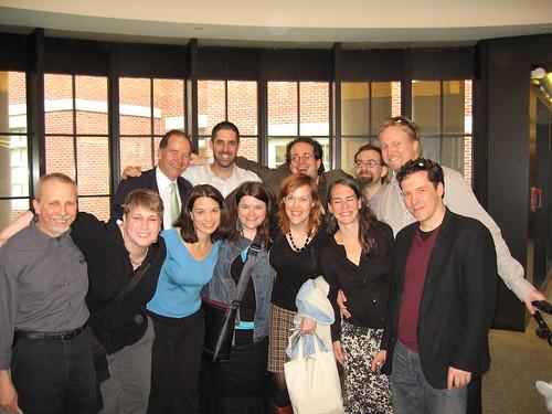 Dan, the Gov & Alumni