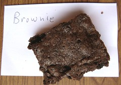 The last brownie specimen