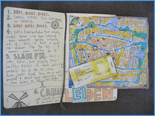 travel journal page two