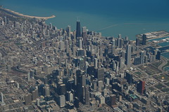 Above Chicago