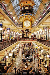 Queen Victoria Building (#173) (Christopher Chan) Tags: travel architecture canon shopping superb sydney australia nsw tamron qvb masterpiece romanesquerevival queenvictoriabuilding 1k 30d chriscook redbubble flickrhearts sydneytravelr 18250mm greataustralianclock georgemcrae geo:lat=33872233 geo:lon=151206722