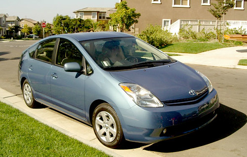 More Toyota Problems: This Time, Prius Brakes 1