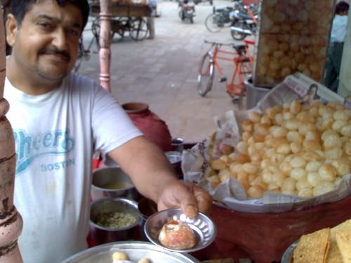 Sweet Puri