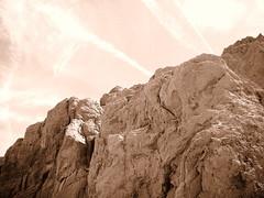 Rock & Sky Photo