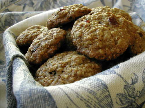 Oatmeal+Cranberry Cookie